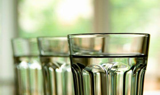 Bere solo quando si ha sete