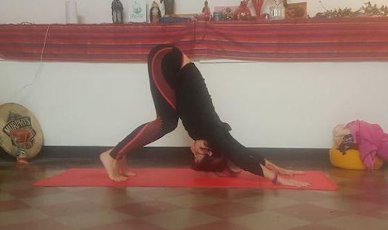 Aumentare il battito cardiaco con lo yoga