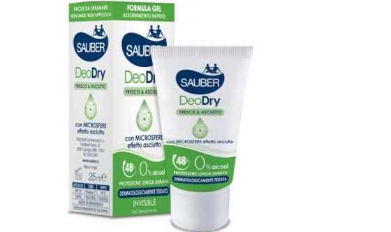 Deo Dry Gel Sauber
