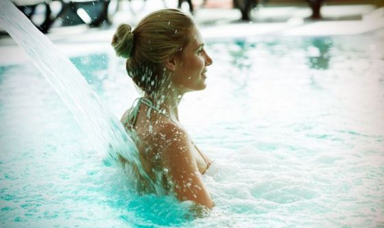 5 benefici delle acque termali