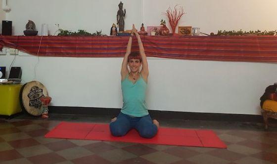 Più freschi grazie allo yoga