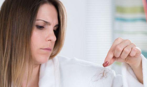Carenza di ferro = perdita dei capelli