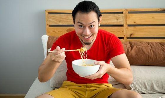 Il cortisolo aumenta l'appetito