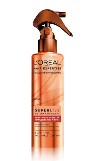 Superliss Spray piega perfetta L'Oréal Paris