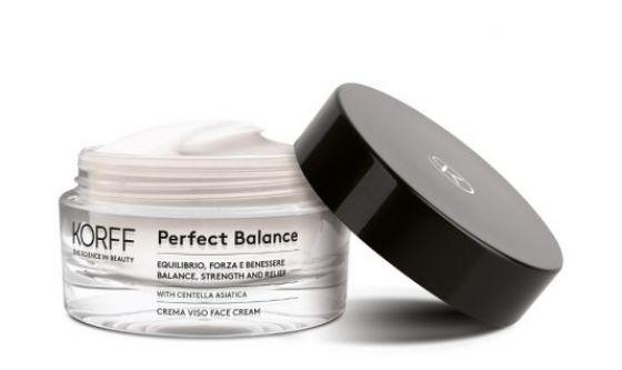 Crema viso Perfect Balance Korff