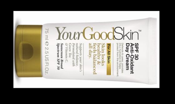 Crema giorno antiossidante Spf30 Your Good Skin