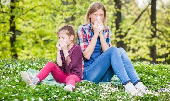 Gli oli essenziali per combattere le allergie