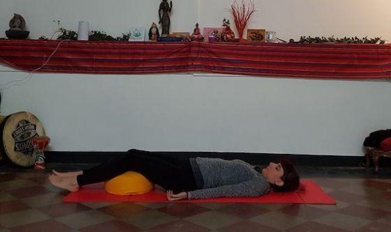 Le posizioni yoga per rilassarsi
