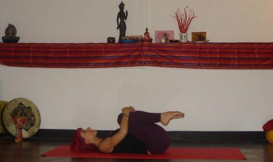 Prepararsi al sonno con lo Yoga