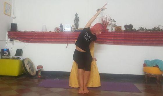 Lo yoga durante i viaggi