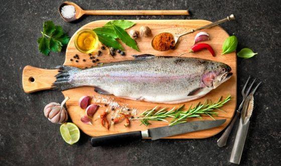 Mangia tanto pesce
