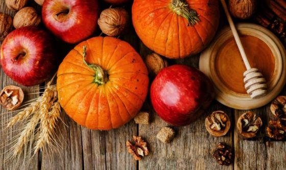L'autunno porta la salute in tavola