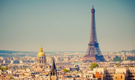 Parigi, la Torre Eiffel