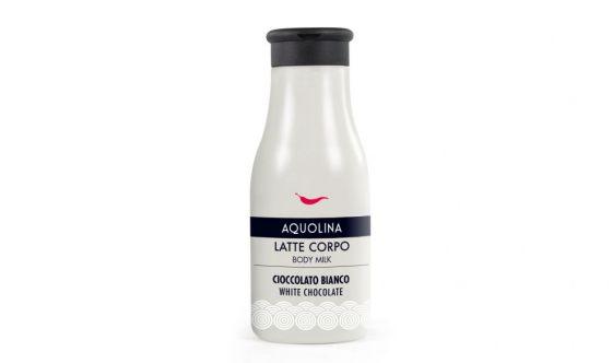 Latte corpo Cioccolato bianco Aquolina