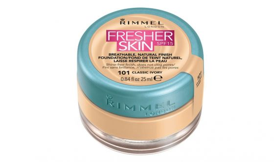 Fondotinta Fresher Skin Rimmel