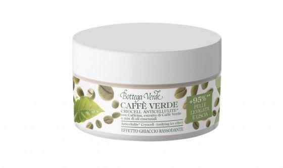 Criocell anticellulite Caffè verde Bottega Verde