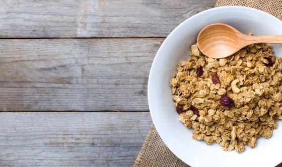 Aumentare l'apporto di cereali integrali