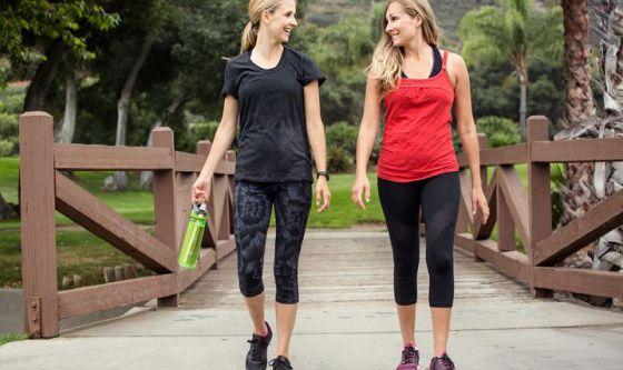 Camminare, 5 benefici psicologici