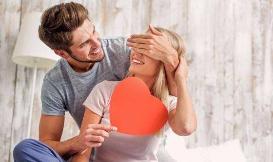 5 effetti benefici dell'innamoramento