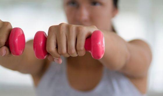 Fare esercizio per 1 o 2 giorni alla settimana è abbastanza