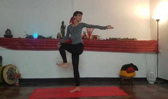 Lo yoga per staccare