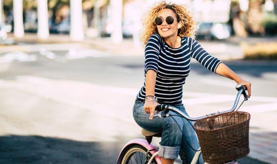 Tutti i benefici della bicicletta