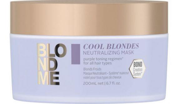 Blondeme Cool Blondes Neutralizing Schwarzkopf Professional