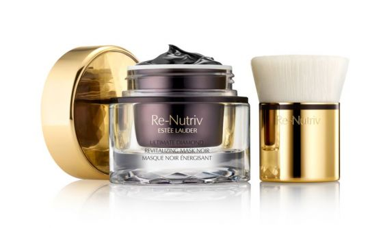 Re-Nutriv Ultimate Diamond Revit. Mask Noir Estée Lauder