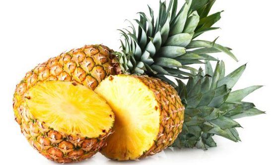 L'ananas brucia i grassi