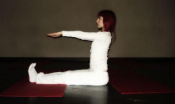 Distendere la spina dorsale