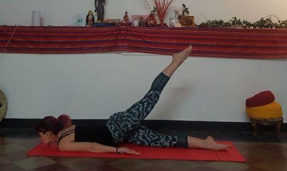 Bambini più calmi con lo yoga