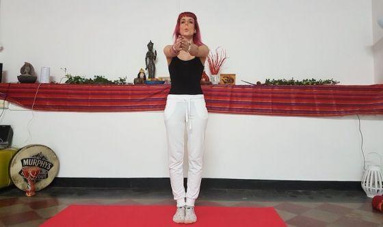 Rafforzare il respiro con yoga e pranayama