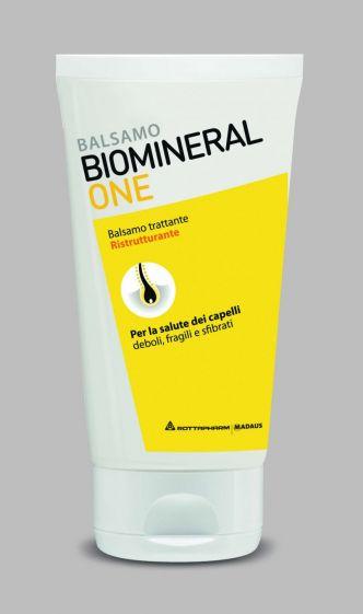 Balsamo trattante ristrutturante Biomineral