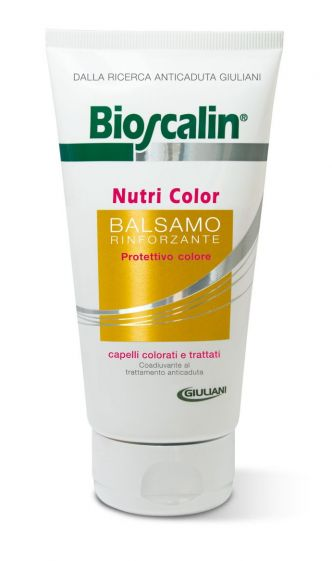 Bioscalin Nutri Color balsamo