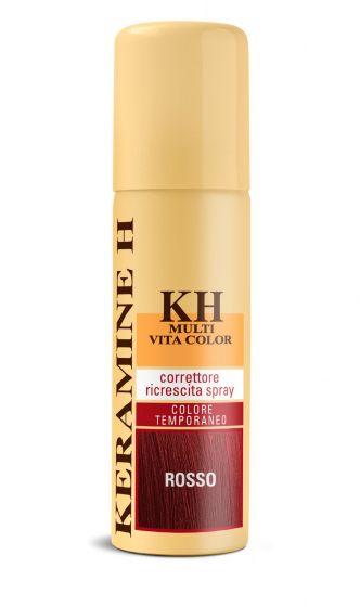 Correttore Ricrescita Spray Keramine H
