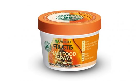 Hair Food Papaya Garnier Ultra Dolce