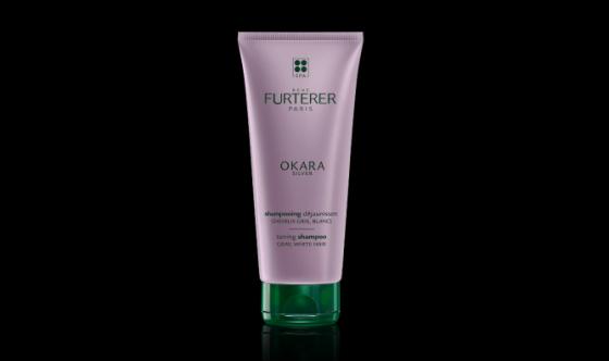 Okara Silver Shampoo Antingiallimento
