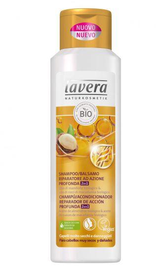 Shampoo-balsamo 2in1 Riparatore Lavera