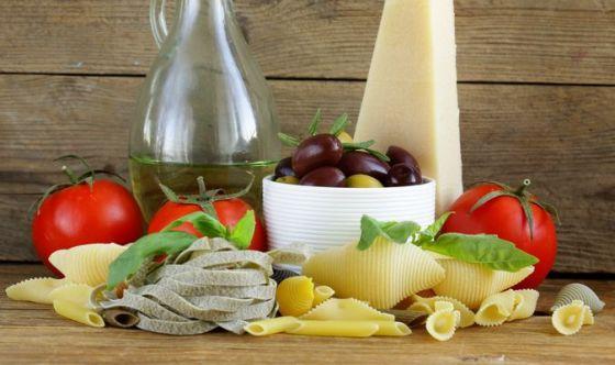 Si alla Dieta Mediterranea