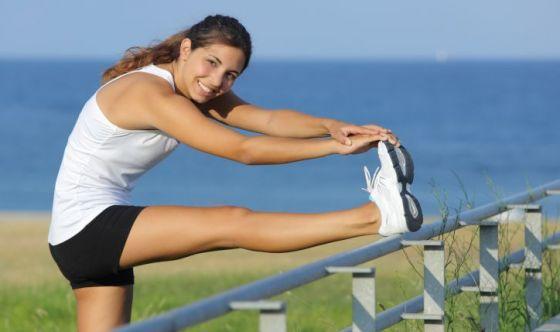 Nella Zona l'esercizio fisico è consigliato?