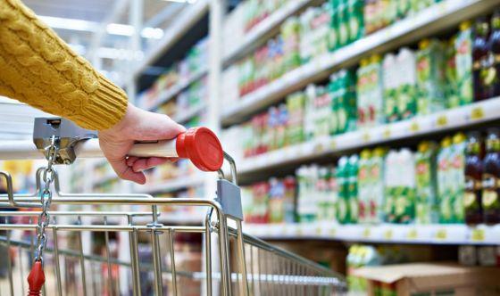 Non fare la spesa a stomaco vuoto