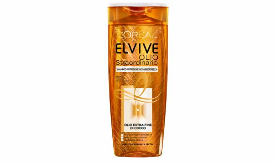 Elvive Shampoo Nutrizione L'Oréal