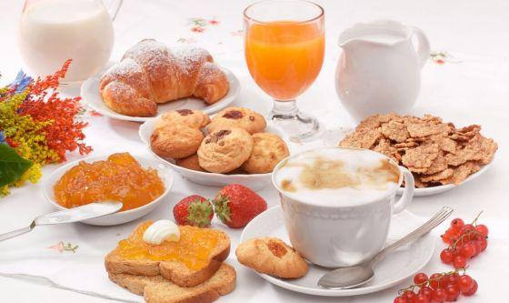 Una colazione italiana