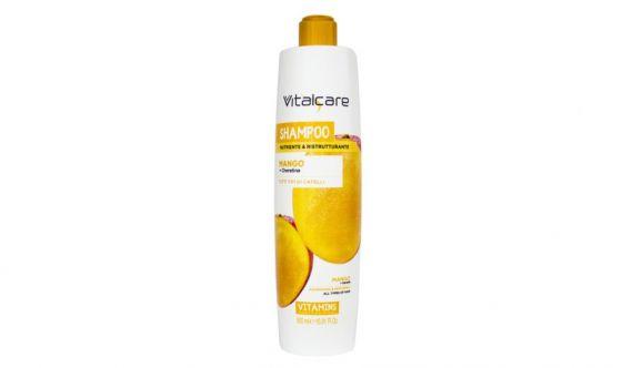 Shampoo Vitamins Mango Vitalcare