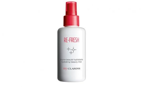 Re-Fresh Moisturizing Beauty Mist My Clarins