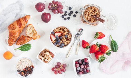 Il colore: un incentivo per non saltare la colazione