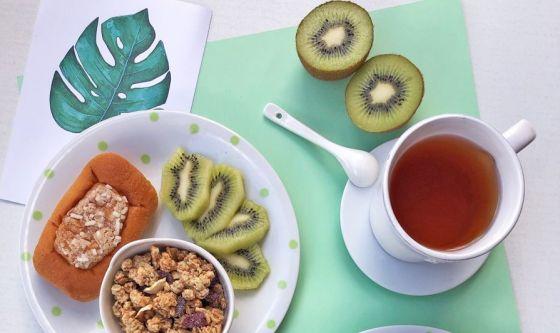 Colazione verde: un'inizio antistress