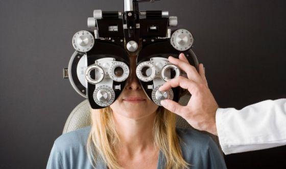 Eseguire periodicamente un controllo della vista