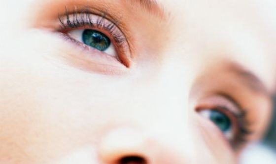 Attenzione agli occhi secchi