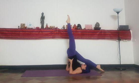 Control Balance, un esercizio avanzato e divertente